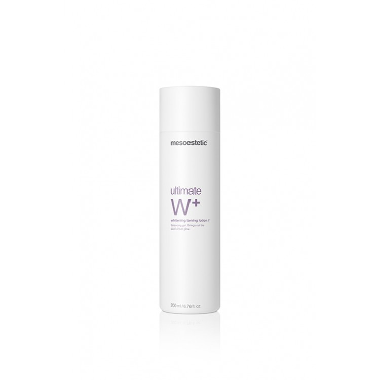 Ultimate W + Whitening toning lotion 200 ml